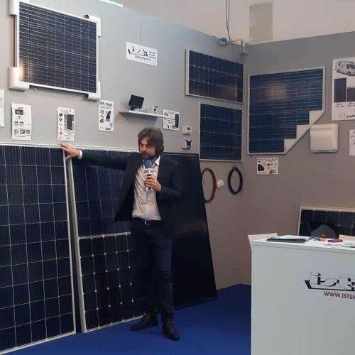 IST Shop pannelli solari sul camper: perché sceglierli
